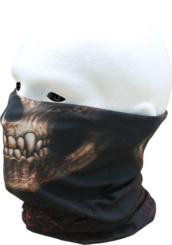 Schlauchtuch und Masken