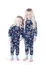 Kinder Pijamas und Boxershort