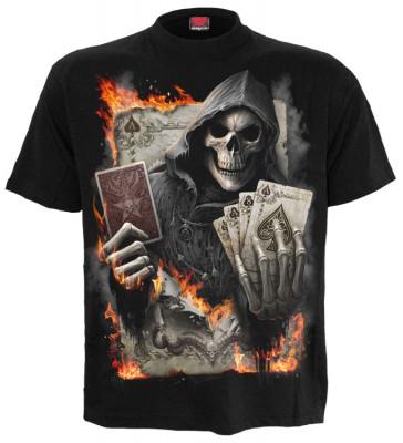 Ace Reaper T-Shirt schwarz