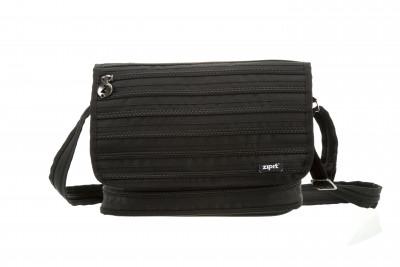 ZIPIT ZCN Messenger Bag Black