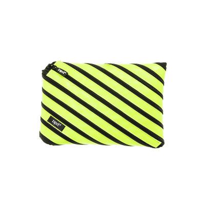 ZIPIT Neon Jumbo Pouch - Yellow