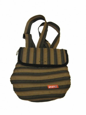 ZBP - Back Pack: Khaki & Olive Green