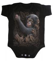 Monkey Business - Babystrampler   AUSLAUFARTIKEL