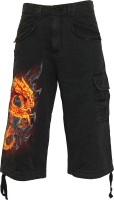 Fire Dragon Vintage Cargo Shorts 3/4 lang