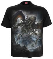 Cthulhu - T-Shirt schwarz