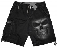 Shadow Master Vintage Cargo 3/4 Shorts
