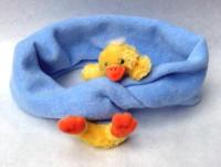 Fleeceschal mit Ente
