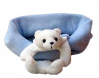 Fleeceschal mit Eisbär