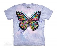 Butterfly Russo Kinder T-Shirt