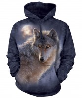 Adventure Wolf Kapuzensweat
