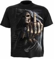 Bone Finger - T-Shirt