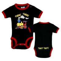 Choo Choo Jungen Babystrampler