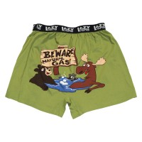 Beware of Natural Gas Jungen Boxershorts