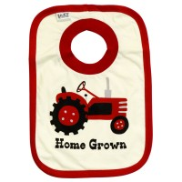 Home Grown Baby-Lätzchen Unisex