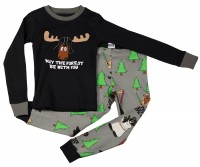 May The Forest Be With You Kinder Pyjamaset