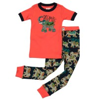 Dream Big Elephant Kurzarm Kinderpyjamaset