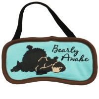 Bearly Awake Unisex Schlafmaske
