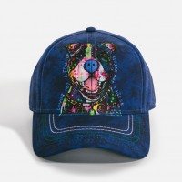 Russo Kisser Baseball Cap Blue