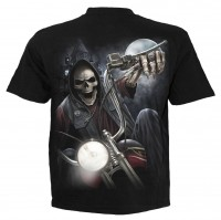 Night Church - T-Shirt schwarz