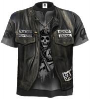 SoA Jax Wrap AO T-Shirt schwarz