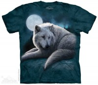 Guardian of North Wolves T Shirt