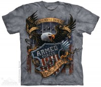 Armed Forces Americana T Shirt