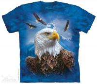 Guardian Eagle T Shirt