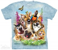Pet Selfie T Shirt