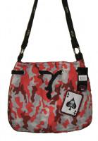 Handtasche mit kleinem As-Totenkopf