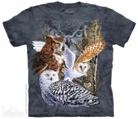 Find 11 Owls T-Shirt