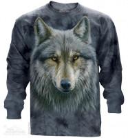 Warrior Wolf Longsleeve