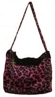 Handtasche Pink Leopard