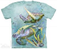 Sea Turtle Swim T-Shirt