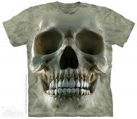 Big Face Skull T-Shirt