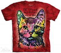 9 Lives Russo T Shirt