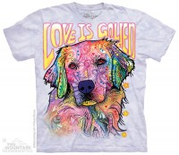 Love is Golden T-Shirt