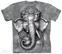 Big Face Ganesha T-Shirt
