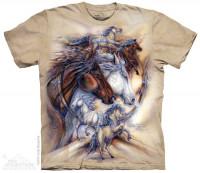the Journey is Reward Equine T Shirt