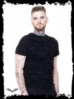 Shirt mit vielen Löchern +Größe