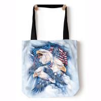 Allegiance Blue USA Eagle Tragetasche