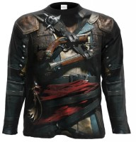 Assassins Creed IV Black Flag AO Longsleeve