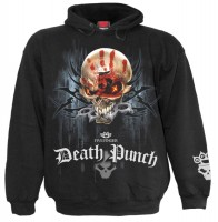 5FDP Game Over Band Hoodie schwarz