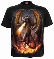 Draco Unleashed Longsleeve schwarz