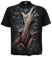 Strangler T-Shirt schwarz