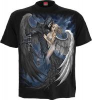 Fallen... T-Shirt schwarz