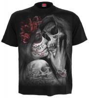 Dead Kiss T-Shirt schwarz