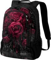 Blood Rose Rucksack m Laptoptasche