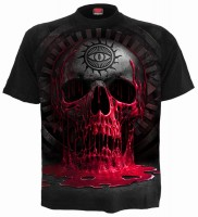 Bleeding Souls  T-Shirt schwarz