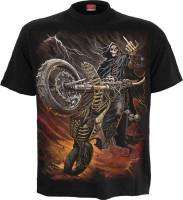 Bike Life T-Shirt schwarz