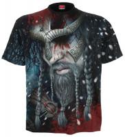 Viking Wrap T-Shirt Rundumdruck